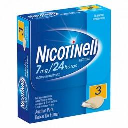 Nicotinell 7 mg/24 horas - 7 mg/24 h - comprar Nicotinell 7 mg/24 horas - 7 mg/24 h online - Farmácia Barreiros - farmácia de...