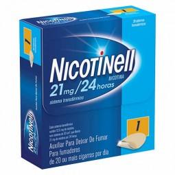 Nicotinell 21 mg/24 horas - 28 sistemas transdérmicos - comprar Nicotinell 21 mg/24 horas - 28 sistemas transdérmicos online ...