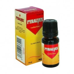 Pyralvex Solução Bucal Aftas 10mg/ml - 10 mL - comprar Pyralvex Solução Bucal Aftas 10mg/ml - 10 mL online - Farmácia Barreir...