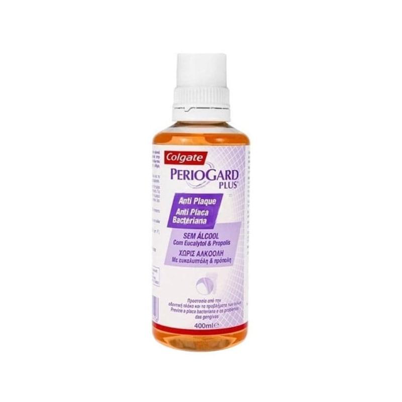 Colgate Periogard Plus Elixir - 400 mL - comprar Colgate Periogard Plus Elixir - 400 mL online - Farmácia Barreiros - farmáci...