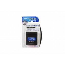 Elgydium Fio Dental Black - 50 m - comprar Elgydium Fio Dental Black - 50 m online - Farmácia Barreiros - farmácia de serviço