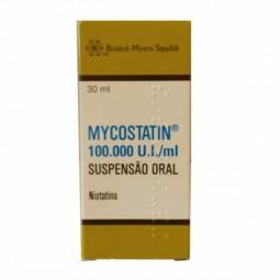 Mycostatin - 100000 UI/mL - comprar Mycostatin - 100000 UI/mL online - Farmácia Barreiros - farmácia de serviço