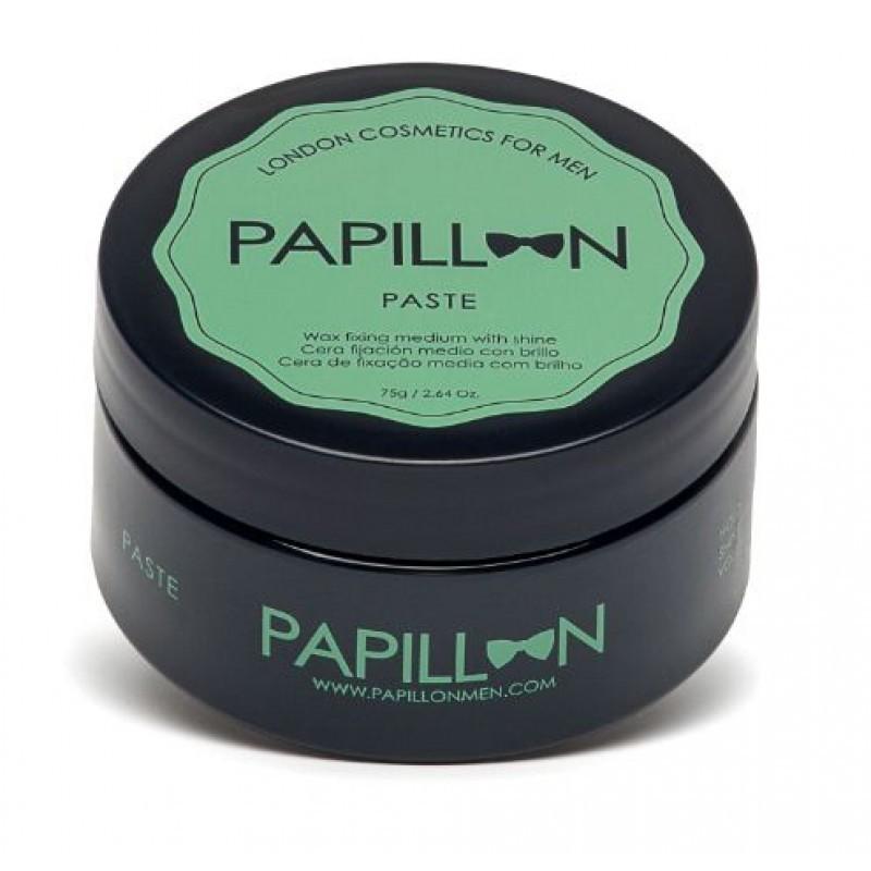 Papillon Paste Cera Fixação - 75 g - comprar Papillon Paste Cera Fixação - 75 g online - Farmácia Barreiros - farmácia de ser...