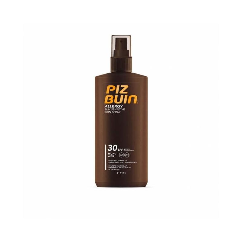 Piz Buin Allergy Spray SPF 30 - 200 mL - comprar Piz Buin Allergy Spray SPF 30 - 200 mL online - Farmácia Barreiros - farmáci...