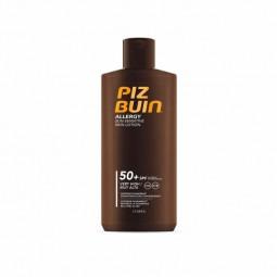 Piz Buin Allergy Loção SPF 50+ - 200 mL - comprar Piz Buin Allergy Loção SPF 50+ - 200 mL online - Farmácia Barreiros - farmá...