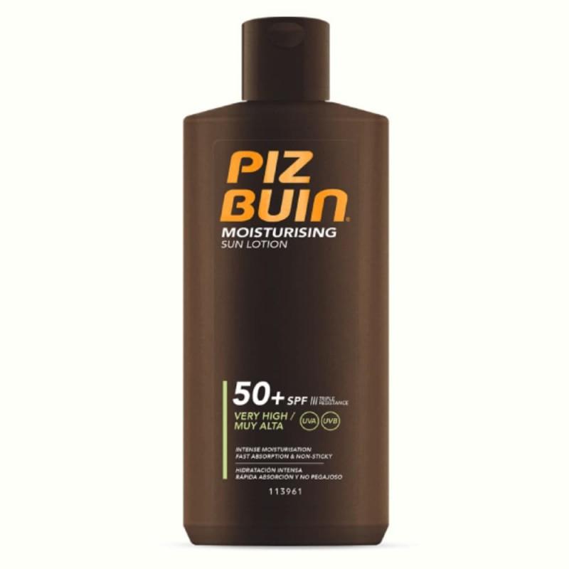 Piz Buin In Sun Loção Solar Hidratante SPF 50+ - 200 mL - comprar Piz Buin In Sun Loção Solar Hidratante SPF 50+ - 200 mL onl...