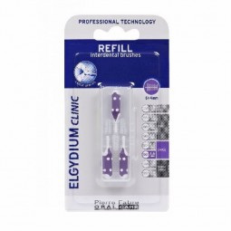 Elgydium Clinic Recarga Escovilhões Violeta - 3 unidades - comprar Elgydium Clinic Recarga Escovilhões Violeta - 3 unidades o...