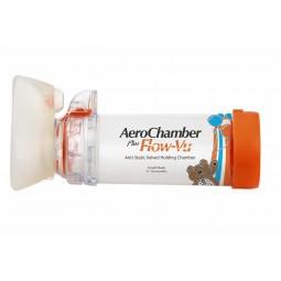 Aerochamber Plus Flow-Vu Máscara Pequena 0-18 meses - 1 unidade - comprar Aerochamber Plus Flow-Vu Máscara Pequena 0-18 meses...