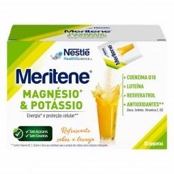 Meritene Magnésio Potássio Saquetas - 20 x 4.2 g - comprar Meritene Magnésio Potássio Saquetas - 20 x 4.2 g online - Farmácia...