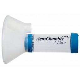 Aerochamber Plus Flow-Vu Máscara Grande Adulto - 1 unidade - comprar Aerochamber Plus Flow-Vu Máscara Grande Adulto - 1 unida...