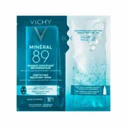 Vichy Mineral 89 Máscara Fortificante Reparadora - 29 g - comprar Vichy Mineral 89 Máscara Fortificante Reparadora - 29 g onl...