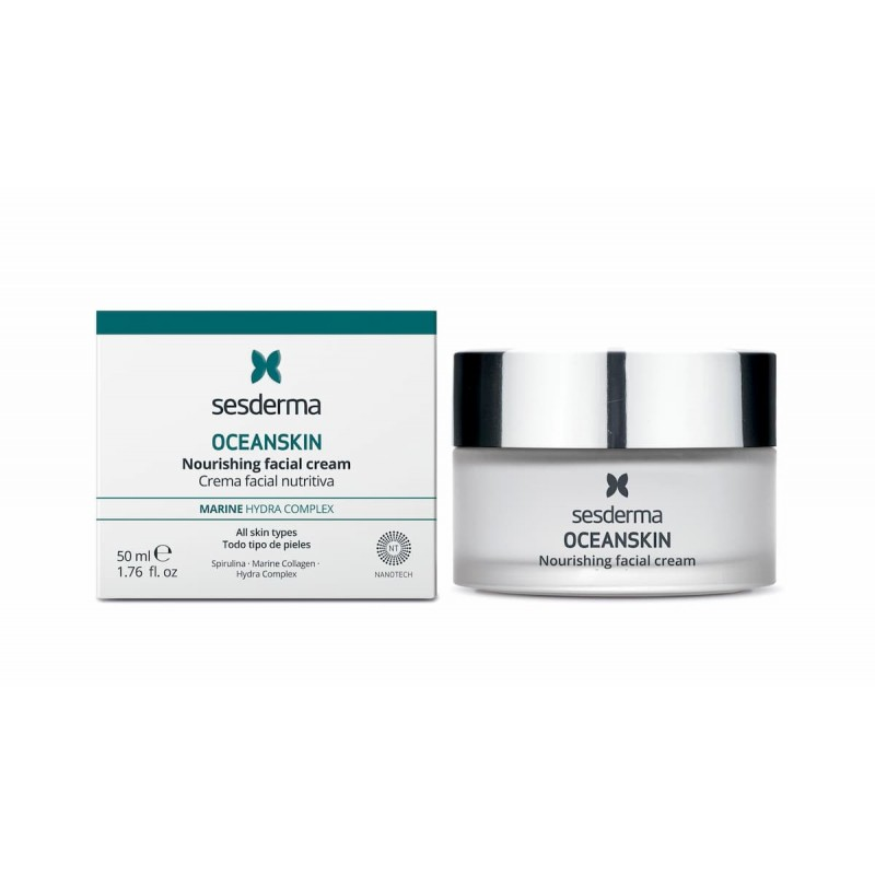 Sesderma Oceanskin Creme Facial Nutritivo - 50 mL - comprar Sesderma Oceanskin Creme Facial Nutritivo - 50 mL online - Farmác...