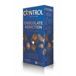 Control Sex Senses Chocolate Addiction Preservativos - 12 unidades - comprar Control Sex Senses Chocolate Addiction Preservat...