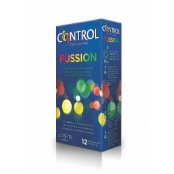 Control Sex Sense Fussion Adapta - 12 preservativos - comprar Control Sex Sense Fussion Adapta - 12 preservativos online - Fa...