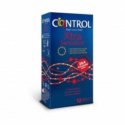 Control Xtra Sensation Preservativos - 12 preservativos - comprar Control Xtra Sensation Preservativos - 12 preservativos onl...