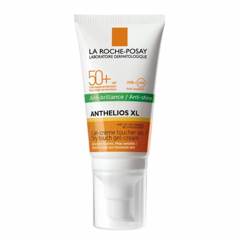 La Roche Posay Anthelios XL Gel-Creme Toque Seco Antibrilho SPF 50+ - 50 mL - comprar La Roche Posay Anthelios XL Gel-Creme T...