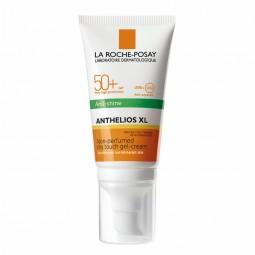 La Roche Posay Anthelios XL Gel-Creme Toque Seco Antibrilho s/ Perfume SPF 50+ - 50 mL - comprar La Roche Posay Anthelios XL ...
