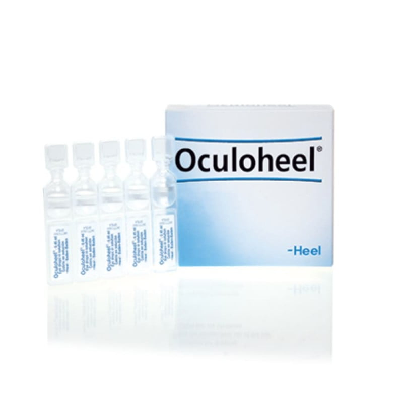 Heel Oculoheel Gotas Oftálmicas - 15 X 0,45 mL - comprar Heel Oculoheel Gotas Oftálmicas - 15 X 0,45 mL online - Farmácia Bar...
