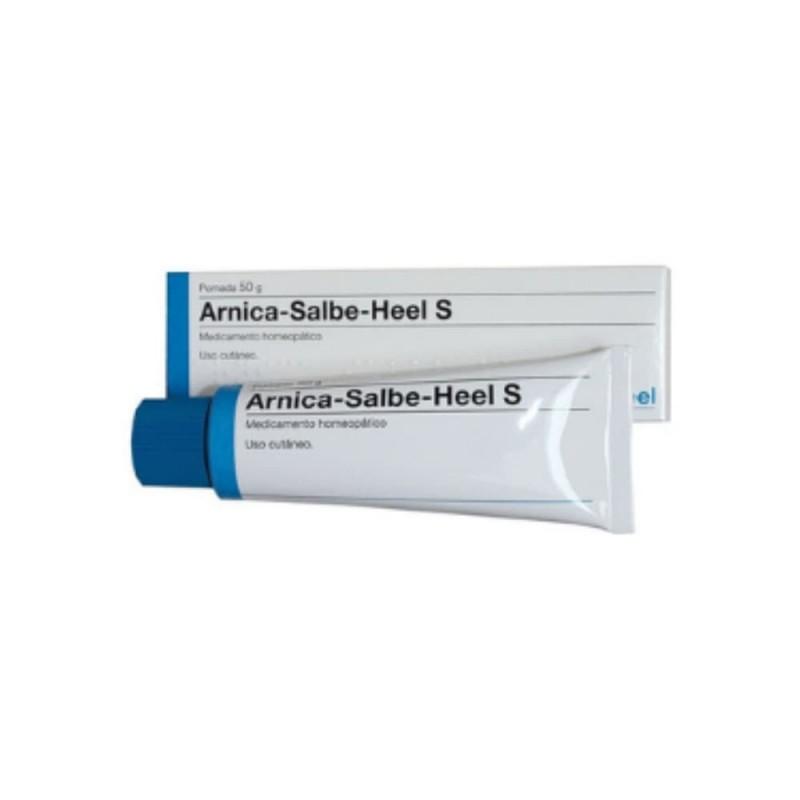 Heel Arnica-Salbe Pomada - 50 g - comprar Heel Arnica-Salbe Pomada - 50 g online - Farmácia Barreiros - farmácia de serviço