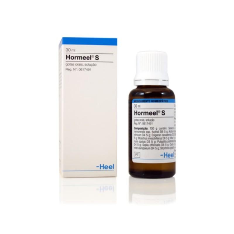 Heel Hormeel S - 30 mL - comprar Heel Hormeel S - 30 mL online - Farmácia Barreiros - farmácia de serviço