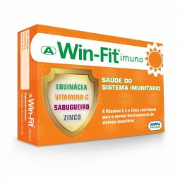 Win-Fit Imuno Suplemento Alimentar - 30 comprimidos - comprar Win-Fit Imuno Suplemento Alimentar - 30 comprimidos online - Fa...