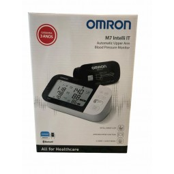 Omron M7 Intelli Esfigmomanómetro Automático de Braço Hem-7361T - 1 unidade - comprar Omron M7 Intelli Esfigmomanómetro Autom...