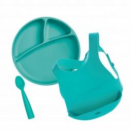 Minikoioi Conjunto Alimentação Verde - 1 Kit de refeição - comprar Minikoioi Conjunto Alimentação Verde - 1 Kit de refeição o...