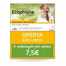 Ecophane Biorga Suplemento Alimentar Anti-Queda Preço especial - 2 x 60 comprimidos - comprar Ecophane Biorga Suplemento Alim...