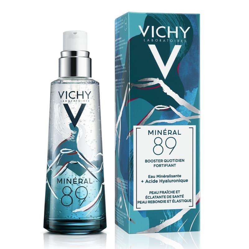 Vichy Minéral 89 Concentrado Fortificante e Preenchedor Edição Limitada - 75 mL - comprar Vichy Minéral 89 Concentrado Fortif...