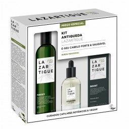 J.F. Lazartigue Kit Antiqueda Reacional - 250 mL + 50 mL + 30 comprimidos - comprar J.F. Lazartigue Kit Antiqueda Reacional -...