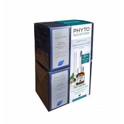 Phyto PhytoNovathrix Ampolas Duo c/ Desconto 50% 2ª Embalagem - 24 monodoses x 3,5 mL - comprar Phyto PhytoNovathrix Ampolas ...