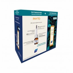 Phyto PhytoNovathrix Ampolas com Oferta PhytoNovathrix Champô - 12 x 3.5 mL + 200 mL - comprar Phyto PhytoNovathrix Ampolas c...
