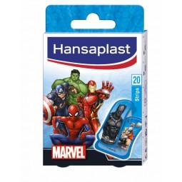 Hansaplast Disney Penso Marvel - 20 pensos - comprar Hansaplast Disney Penso Marvel - 20 pensos online - Farmácia Barreiros -...