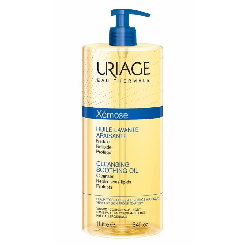 Uriage Xémose Óleo Lavante - 1 L - comprar Uriage Xémose Óleo Lavante - 1 L online - Farmácia Barreiros - farmácia de serviço