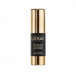 Lierac Coffret Premium Creme Voluptuoso com oferta de Lierac Premium Creme Contorno de Olhos - 50 mL + 15 mL - comprar Lierac...