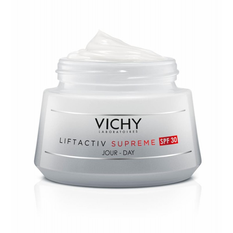Vichy Liftactiv Supreme HA Creme Antirrugas e Firmeza SPF30 - 50 mL - comprar Vichy Liftactiv Supreme HA Creme Antirrugas e F...