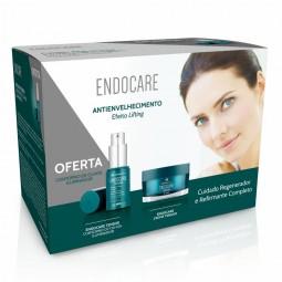 Endocare Coffret Creme Tensor com Oferta Contorno Olhos Iluminador - 50 mL + 15 mL - comprar Endocare Coffret Creme Tensor co...