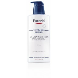 Eucerin UreaRepair Gel de Banho 5% Ureia - 400 mL - comprar Eucerin UreaRepair Gel de Banho 5% Ureia - 400 mL online - Farmác...