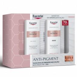 Eucerin Coffret Anti-Pigment Creme Dia Anti-Manchas SPF 30 + Anti-Pigment Creme de Noite - 50 mL + 50 mL - comprar Eucerin Co...