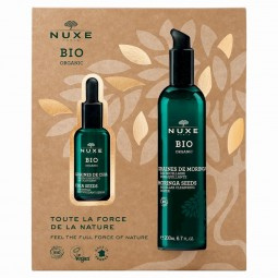 Nuxe Bio Coffret Sérum Essencial Antioxidante + Água Micelar Desmaquilhante - 30 mL + 200 mL - comprar Nuxe Bio Coffret Sérum...