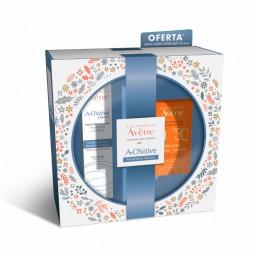 Avène Coffret A-Oxitive Aqua-Creme Alisante + Avène Solar Aqua- Fluido Ultra Mat FPS 30 - 30 mL + 50 mL - comprar Avène Coffr...