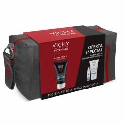 Vichy Homme Coffret Hydra Cool+ Gel - 50 mL + 10 mL + 50 mL - comprar Vichy Homme Coffret Hydra Cool+ Gel - 50 mL + 10 mL + 5...