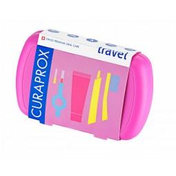 Curaprox Kit de Viagem Be You Challenger Rosa - 1 Kit de Viagem - comprar Curaprox Kit de Viagem Be You Challenger Rosa - 1 K...