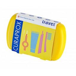 Curaprox Kit de Viagem Be You Daydreamer Amarelo - 1 Kit de Viagem - comprar Curaprox Kit de Viagem Be You Daydreamer Amarelo...