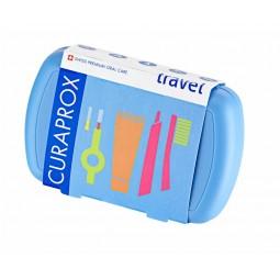 Curaprox Kit de Viagem Be You Pure Happiness Azul - 1 Kit de Viagem - comprar Curaprox Kit de Viagem Be You Pure Happiness Az...