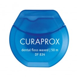 Curaprox Fio Dentário DF 834 - 1 fio dentário (50 m) - comprar Curaprox Fio Dentário DF 834 - 1 fio dentário (50 m) online - ...