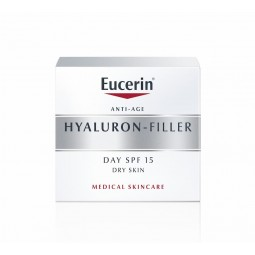 Eucerin Hyaluron-Filler Creme Dia Pele Seca SPF 15 - 50 mL - comprar Eucerin Hyaluron-Filler Creme Dia Pele Seca SPF 15 - 50 ...