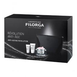 Filorga Coffret Revolução Antienvelhecimento - 50 mL + 15 mL + 7 mL - comprar Filorga Coffret Revolução Antienvelhecimento - ...