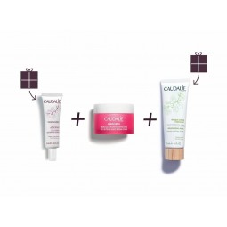 Caudalie Coffret Vinosource SOS Hidratação Intensa - 50 mL + 10 mL + 15 mL - comprar Caudalie Coffret Vinosource SOS Hidrataç...