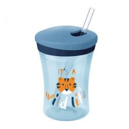 Nuk Action Cup Copo de Aprendizagem 12M - 230 mL - comprar Nuk Action Cup Copo de Aprendizagem 12M - 230 mL online - Farmácia...